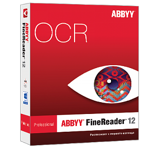 ABBYY FineReader 12 Professional (подписка)